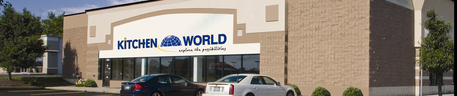 KitchenWorld storefront