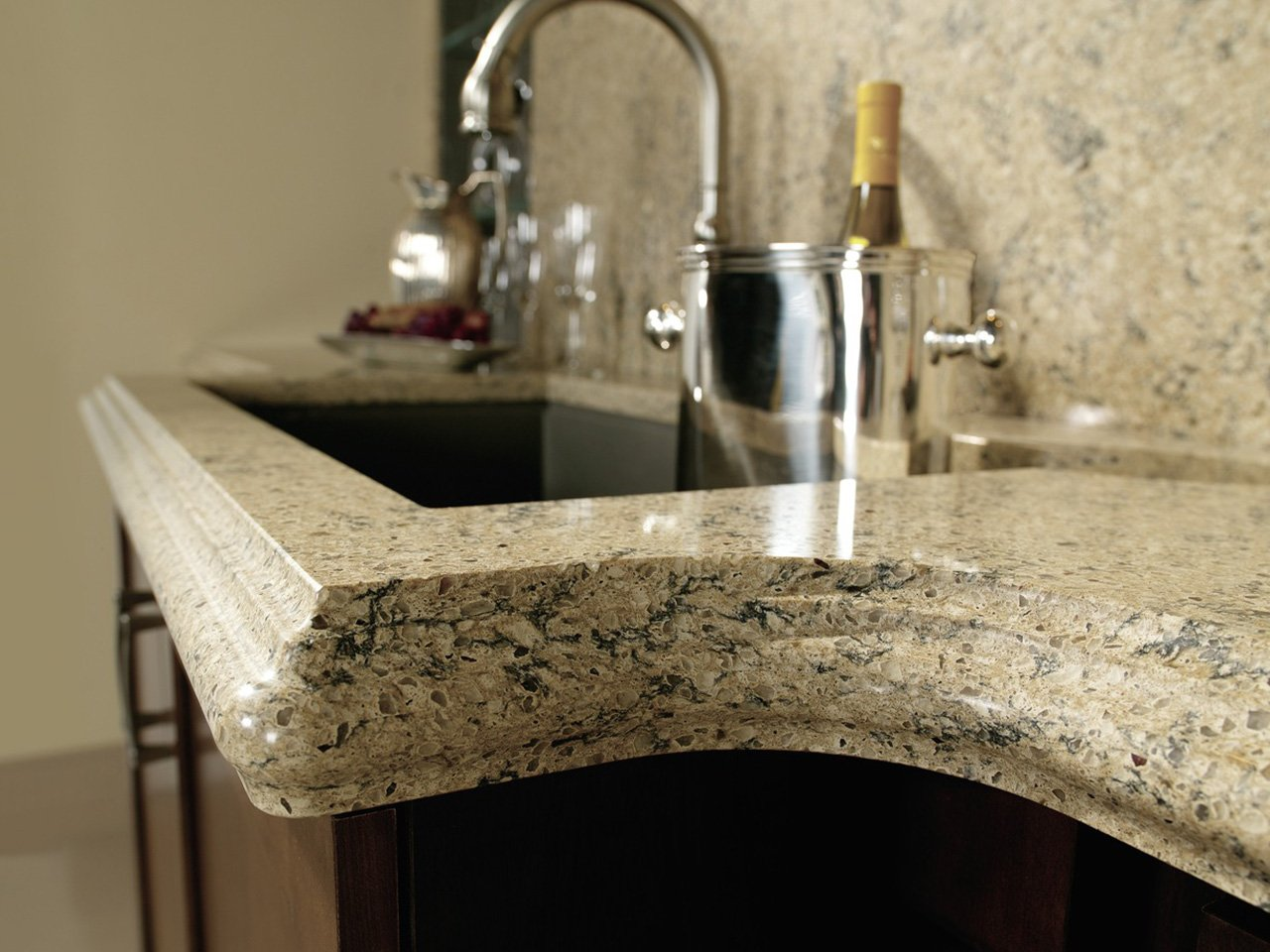 Beautiful and Durable – the Quartz Countertop Image